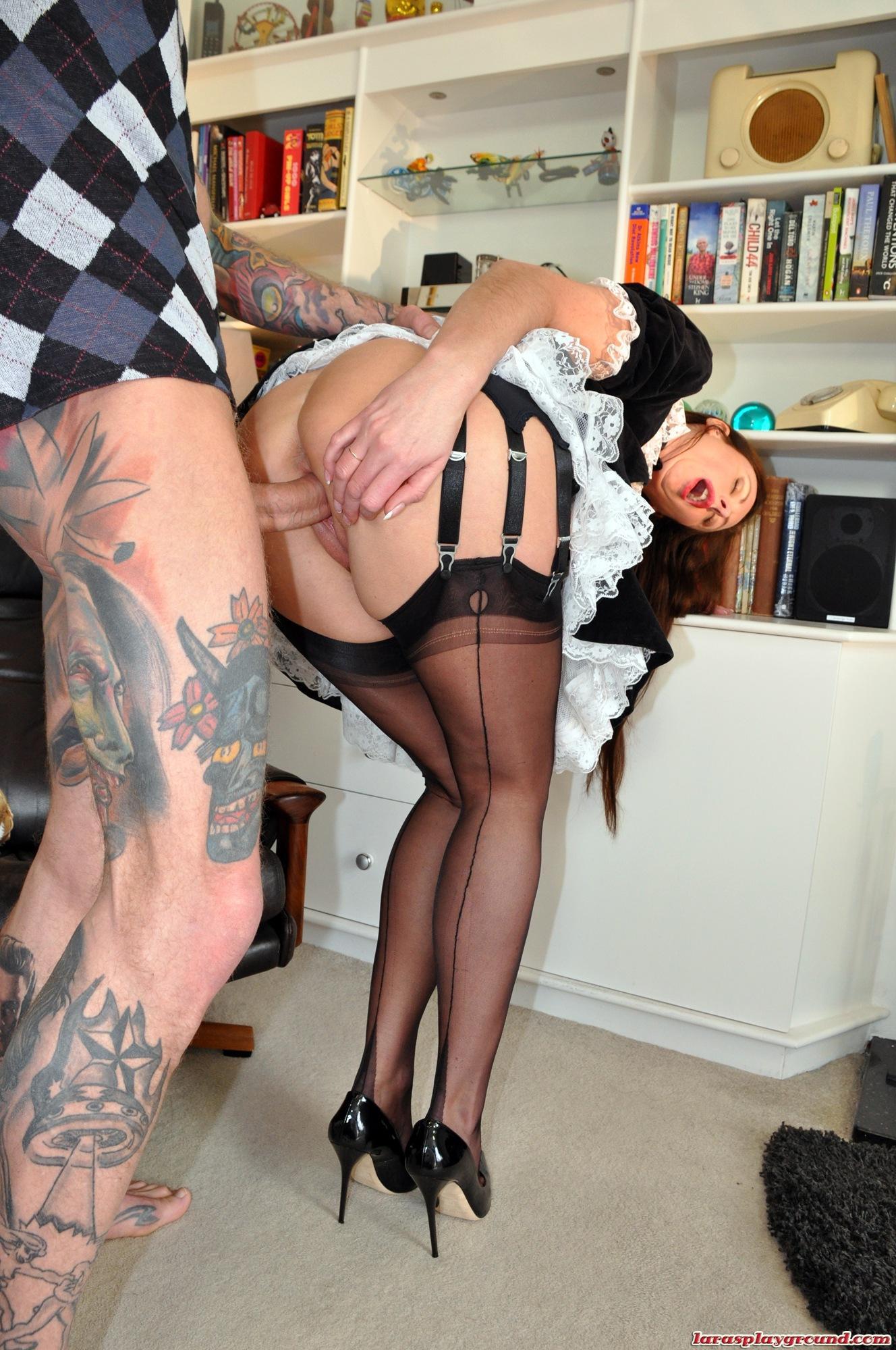 Порно фото зрелой служанки варите